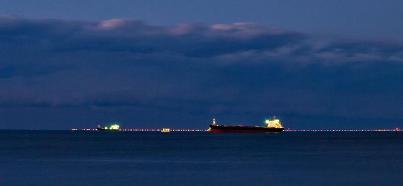 Ship at Night 1