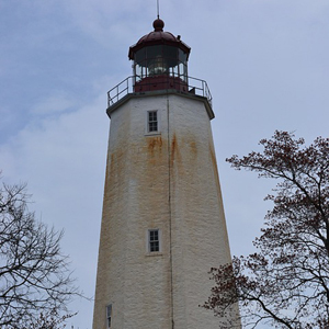Sandy Hook Lighthouse Featured